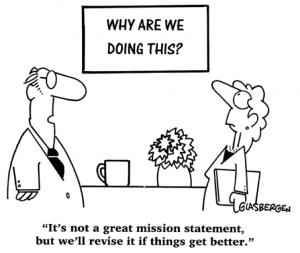 Develop Your Mission Statement