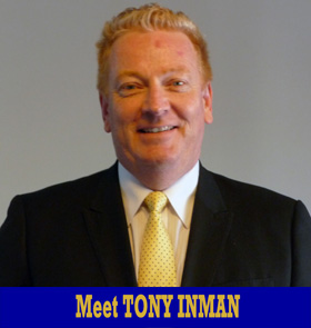 Tony Inman - Club Red Managing Director