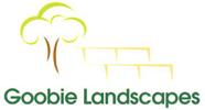 Goobie Landscapes Logo