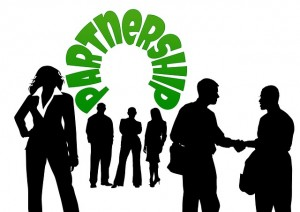 Seek out the 'right' partnerships