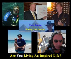 Tony Inman's Inspired Life