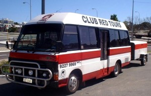 Club Red Tours