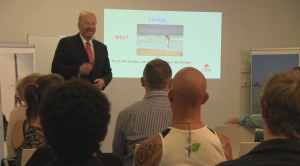 Tony Inman - speaker, presenter and trainer