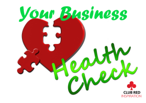 Score a 'Business Health Check' from Club Red Inspiration