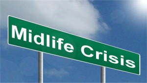 Do you think you might be having a mid-life crisis? Maybe Tony Inman can help!