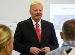Tony Inman is a coach, presenter and trainer