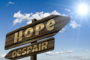 Coach Tony Inman can help you move from despair to hope