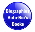Biographies & Auto-Biographies worth reading by Tony Inman