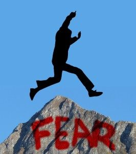 Conquer those fears!
