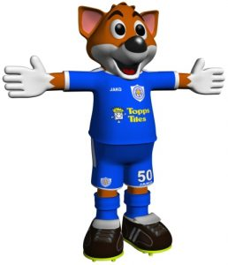 Leicester City are nicknamed 'the Foxes'