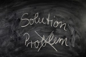 Is your problem really a solution?