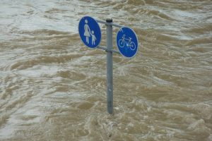 Flooding can have disastrous consequences