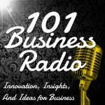 Coach Tony Inman appeared on 101 Business Radio