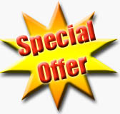 Here is a special offer from Club Red