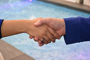 attracting and retaining clients is about building and maintaining relationships