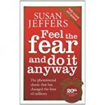 Tony's Top Self-help books include 'Feel the Fear and Do It Anyway' by Susan Jeffers
