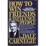 Tony's Top Self-help books include 'How to Win Friends and Influence People' by Dale Carnegie