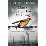 Tony's Top Self-help Books include 'Man's Search for Meaning' by Viktor Frankl