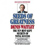 Tony's Top Self-help Books include 'Seeds of Greatness' by Denis Waitley