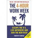 Tony's Top Business Leadership and Management Books include 'The 4 Hour Work Week' by Tim Ferriss