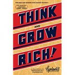 Tony's Top Self-help books include 'Think and Grow Rich' by Napoleon Hill