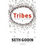 Tony's Top Business Leadership and Management Books include 'Tribes' by Seth Godin